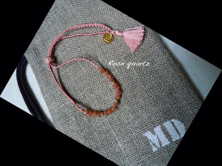 """Mathilde Danglade semi-precious stone bracelet """"Linka"""""""