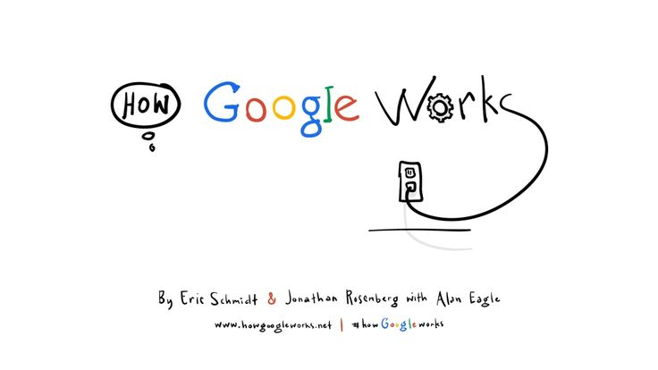 How Google Works by Eric Schmidt via slideshare. This has great slides for teaching inference.