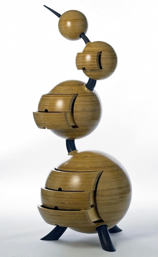 Peter Rolfe - The Orbs #amazingfurniture