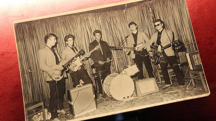 Er brachte die Pilzköpfe nach Hamburg: Beatles-Entdecker Allan Williams ist tot