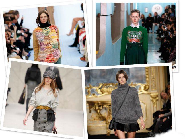 Se llevan los jerseys en todos los looks: informal, arreglado... Conoce más sobre esta tendencia en el blog #dorsia