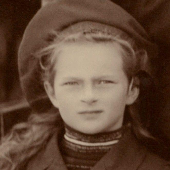 Tatiana Nikolaevna, 1905