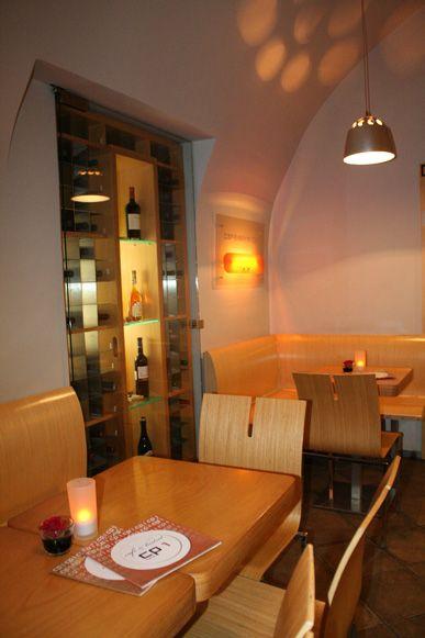 CP1 Café Bistrot - designová kavárna, Konviktská, Prague