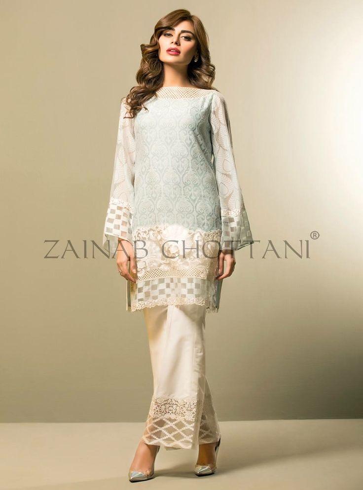 Pakistani casual wear by zainab chottani