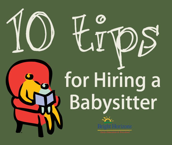 babysitting tips At-home~american academy of pediatrics (aap) gives parents important tips on how to be sure their children are safe with a sitter.