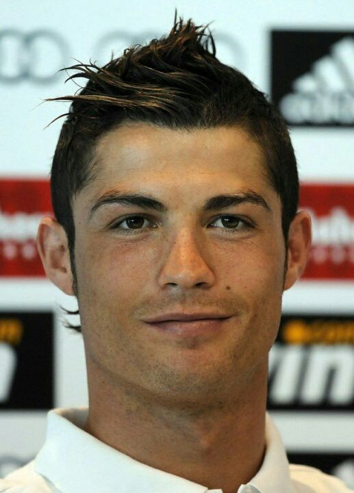 Best Cristiano Ronaldo Images On Pinterest Cristiano Ronaldo - Cr7 hair look
