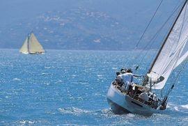 Wonderful picture of the regattas in Maremma #maremma #tuscany #sport