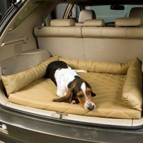 Snoozer Pet Dog Cat Puppy Car Cargo Suv Trunk Van Seat