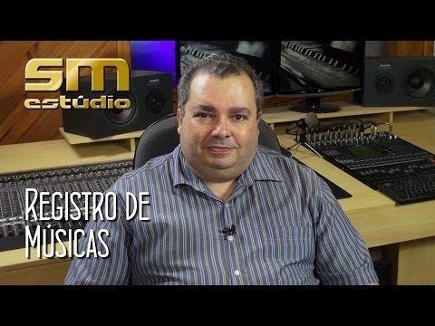 """Neste segundo vídeo da série """"Gravando su CD"""", Antônio Mícoli fala sobre Registro de Músicas. Assistam! http://www.smestudio.com.br/gravandocd.html"""