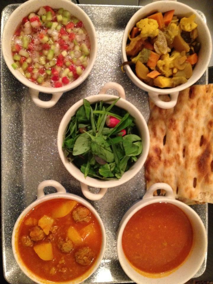 """Ab Goosht"" Iranian food"