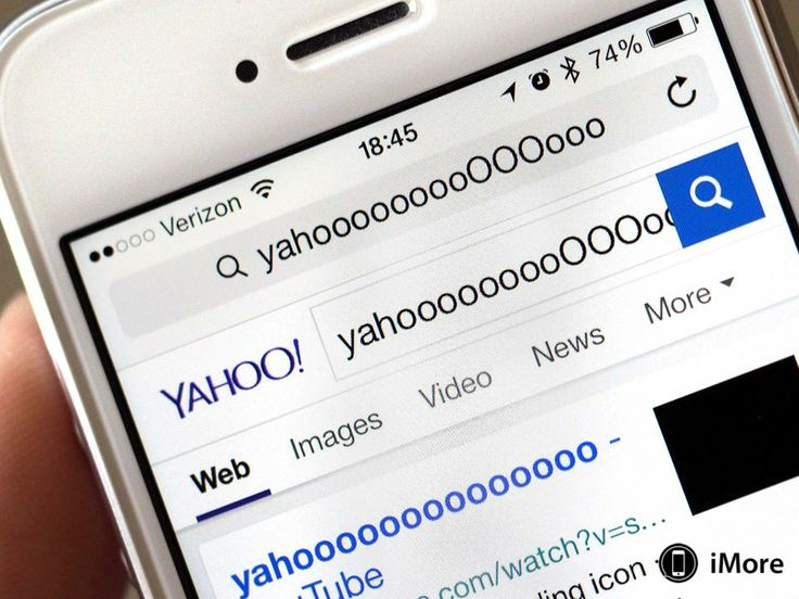 Yahoo! Aims to Replace Google as iOS' Default Search Engine