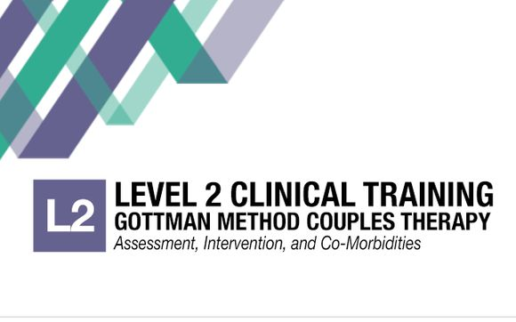Level 2 Clinical Training in Gottman Method Couples Therapy by Happy Couples Healthy Communities on Thursday, April 12.