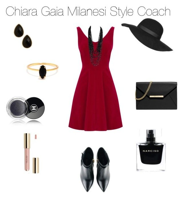 Saturday night with friends #winterstyle #fashion #bytheitalianglam #blackboots #auberginedress #chic #elegant  by chiaragaia on Polyvore featuring polyvore, мода, style, Karen Millen, Kim Kwang, MICHAEL Michael Kors, Bing Bang, Natasha Accessories, Topshop, Chanel, Narciso Rodriguez, women's clothing, women's fashion, women, female, woman, misses and juniors