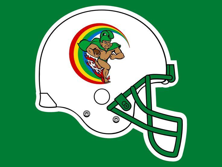 Hawaii rainbow warriors hawaii_rainbow_warriors_helmet02