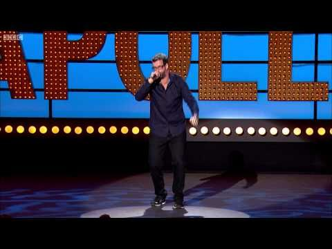 Griekenland en de EU: comedian Marcus Brigstocke on The EU Nightclub - Live at the Apollo - Series 9 - BBC Comedy Greats - YouTube