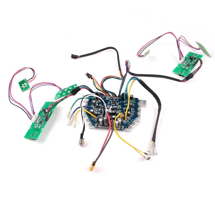 Scooter Controller Board Two Wheel Electric Self Balancing Unicycle