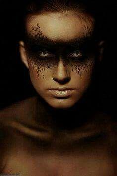 Fallen angle makeup #elfmakeup