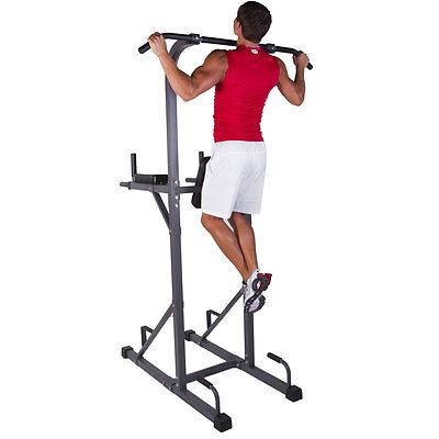 Pull Up Bars 179816: Xmark Power Tower With Dip Station And Pull Up Bar Xm-4434 -> BUY IT NOW ONLY: $166.0 on eBay!