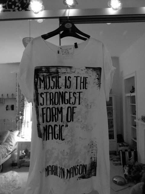 ~Marilyn Manson