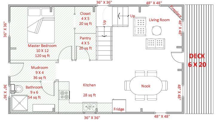 70598867a1fd8c98ade35c1a96aac833 Jpg Cabin Floor Plans Floor Plans Bedroom Floor Plans