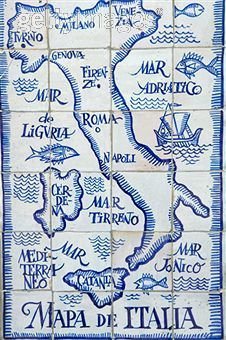 I'm still going to come for you @Katie Baltrukevich! Map of Italy