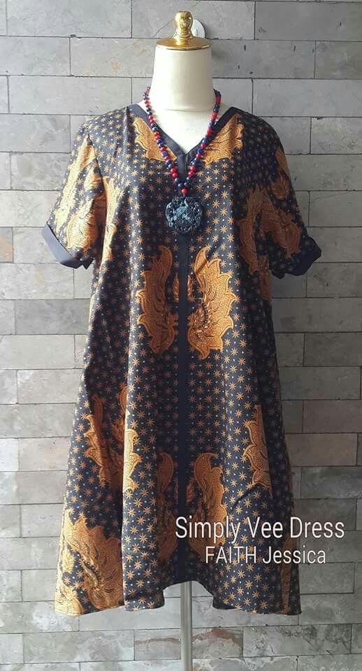 simply V dress