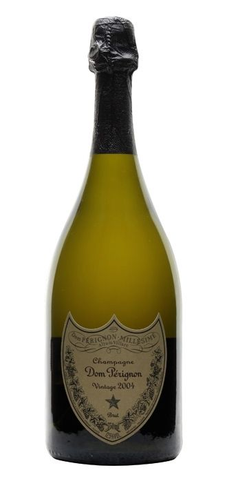 Dom Pérignon Vintage 2004—with its yeasty presence nearly overbearing and little of the austere sophistication that I was expecting, a puzzling, decadent surprise; unthinkably expensive from any seller
