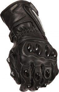 Buffalo BR30 Summer Motorcycle Gloves Black