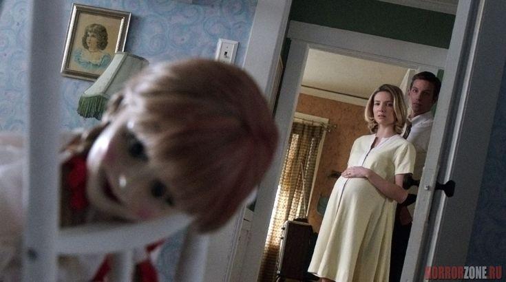 """Режиссер верит, что """"Аннабель 2"""" станет """"Крестным отцом 2"""" для фильмов ужасов про жутких кукол"""