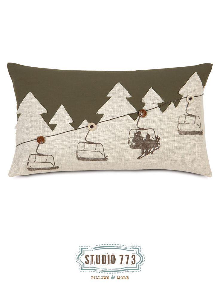 Up Lift Decorative Pillow