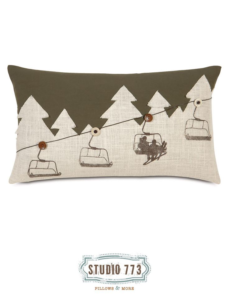 Up Lift Decorative Pillow