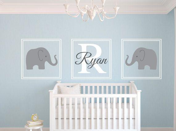 Best 25 Elephant Wall Decal Ideas On Pinterest Elephant