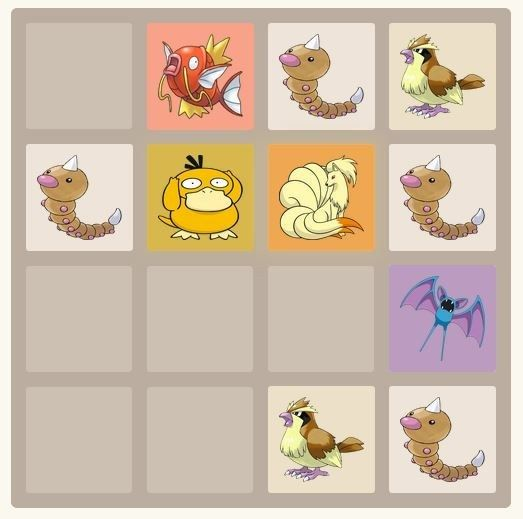 Pokémon | Community Post: 25 Fantastic Themed Versions Of The 2048 Game To Fuel Your Addiction