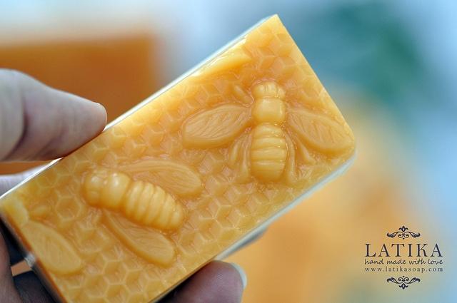 honey soap