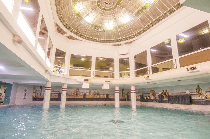 Swimming Pool At Bannatyne 39 S Health Club Manchester Quay Street Fitness Health Club