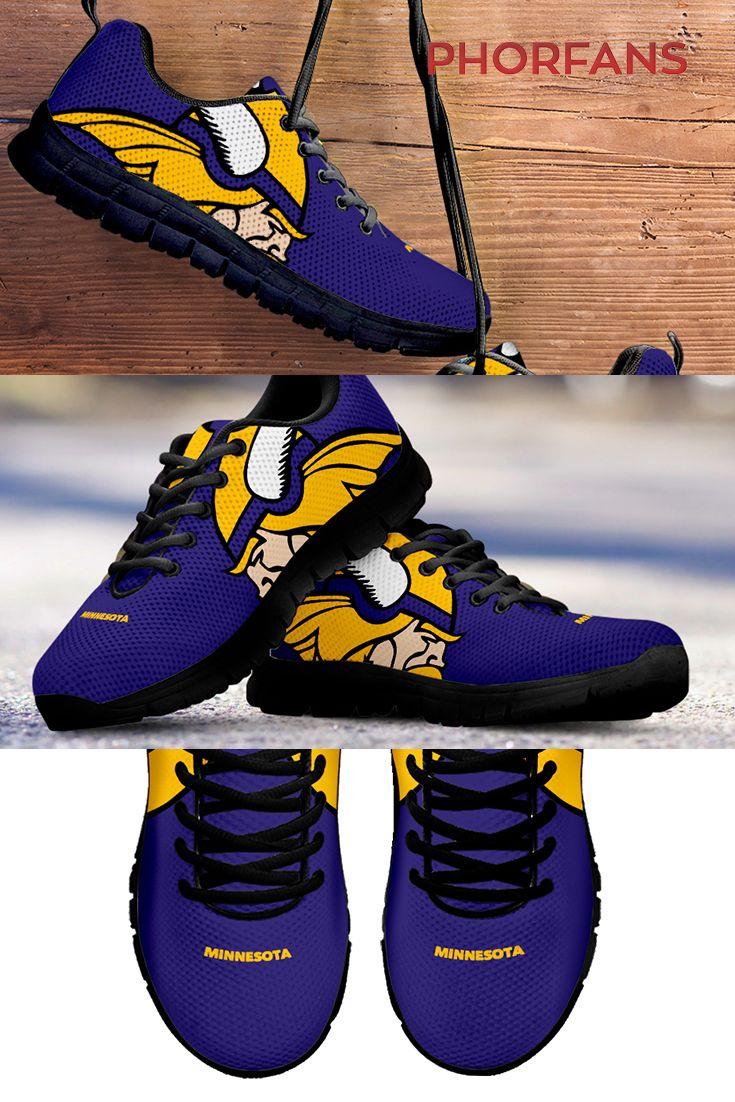 8f30a142e3e Minnesota Viking Shoes