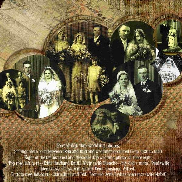 heritage photo album ideas - 1634 best images about Collage Ideas on Pinterest