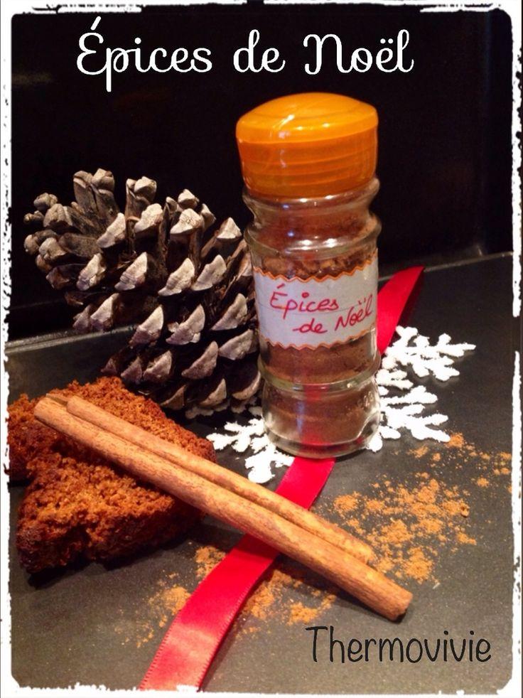 Épices de Noël, Thermomix