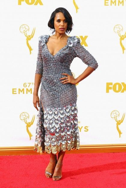 Cool Red Carpet Fashion Emmy Awards Fug or Fab: Kerry Washington in Marc Jacobs - Go Fug Yourself: Becau... Check more at http://24myshop.tk/my-desires/red-carpet-fashion-emmy-awards-fug-or-fab-kerry-washington-in-marc-jacobs-go-fug-yourself-becau/