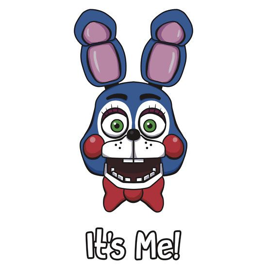 Five nights at freddy s fnaf 2 toy bonnie it s me unisex t