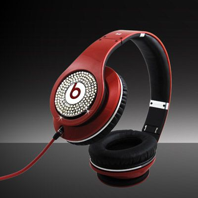 Cheap Beats By Dr.Dre Studio Red Diamond Headphones Limited Edition From Monster sale online,get it at www.ebeatspro.com.