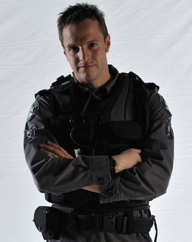 """Sergio Di Zio - """"Spike"""" - Flashpoint.  And then I slobbered over his brain."""