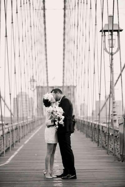 Vintage Inspiration: new york city, sepia, groom, bridge, engagement, lace, vintage , city, hall, new, photography, york, brooklyn, photo, photos, wedding, New York