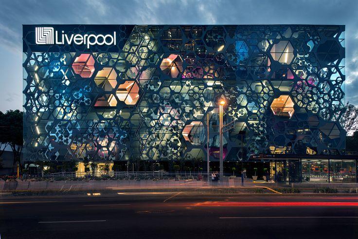 Galería - Tienda Departamental Liverpool Insurgentes / Rojkind Arquitectos - 01