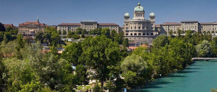 House of Parliament - Bern Tourism