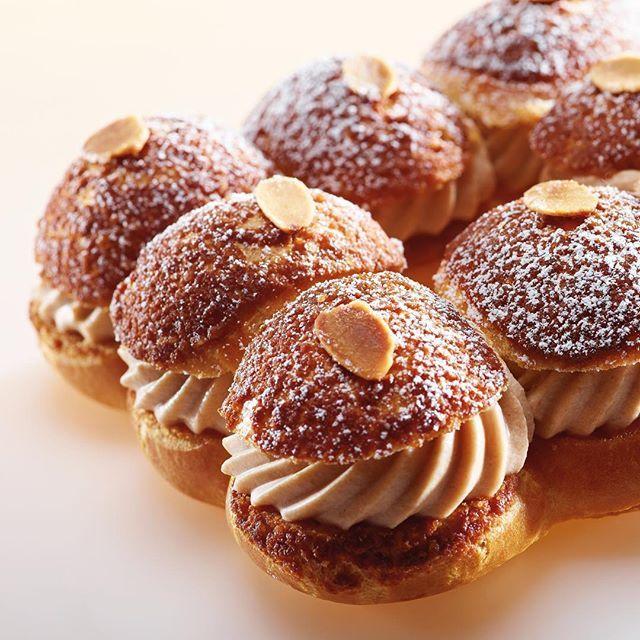 """Delicious """"Paris-Brest"""" by L'Ecole Valrhona Pastry Chefs!"""