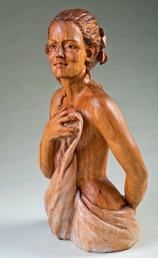 Best ağaç heykeller made of the wood sculpture