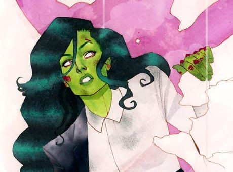Why She-Hulk Should Be In 'Captain Marvel' & Moon Knight in 'Black Panther'!