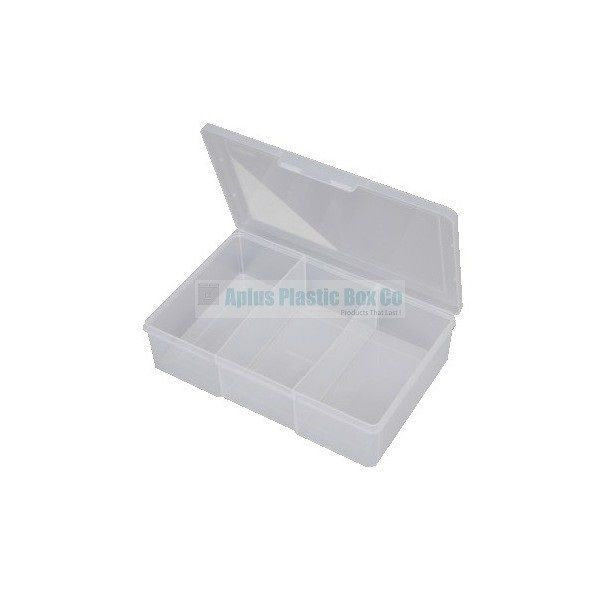 3 Compartment Storage Box for more information go to plasticboxco.net.au