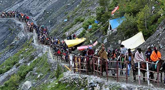 "Kolkata: With the Amarnath Yatra all set to begin from June 29, the Director General (DG) Border Security Force (BSF) KK Sharma on Tuesday assured that all security measures have been taken and the Yatra will pass off peacefully. Sharma said, ""This year the threat perception is..."